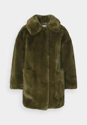 COAT - Winter coat - khaki