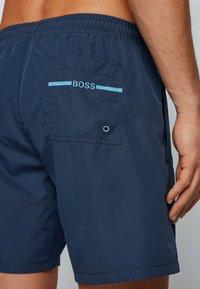 BOSS - DOLPHIN - Swimming shorts - dark blue - 2