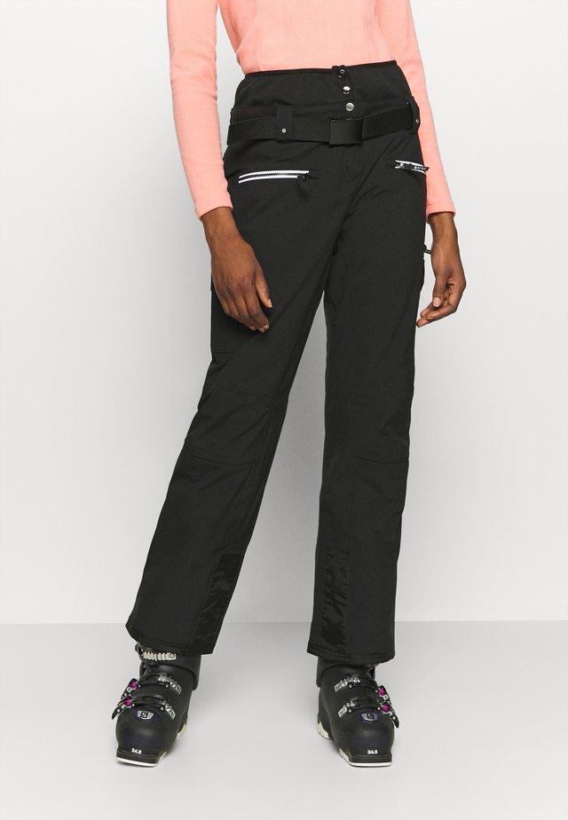 LIBERTY II PANT - Pantaloni da neve - black