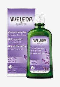 Weleda - LAVENDER RELAXING BATH MILK - Bubble bath & soak - - - 0