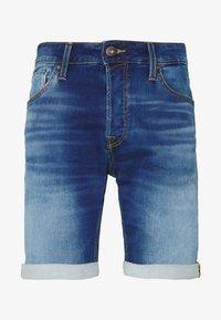 Jack & Jones - JJIRICK JJICON - Shorts vaqueros - blue denim - 4