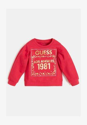 Sweater - dunkelrosa