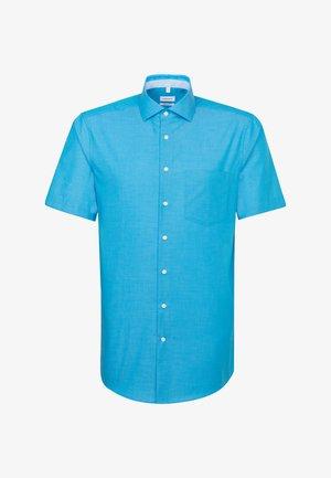 REGULAR FIT - Overhemd - petrol