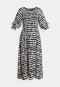 b.young - FLOURI ETHNIC DRESS - Day dress - black - 4