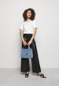Coccinelle - LIYA - Handbag - blue - 0