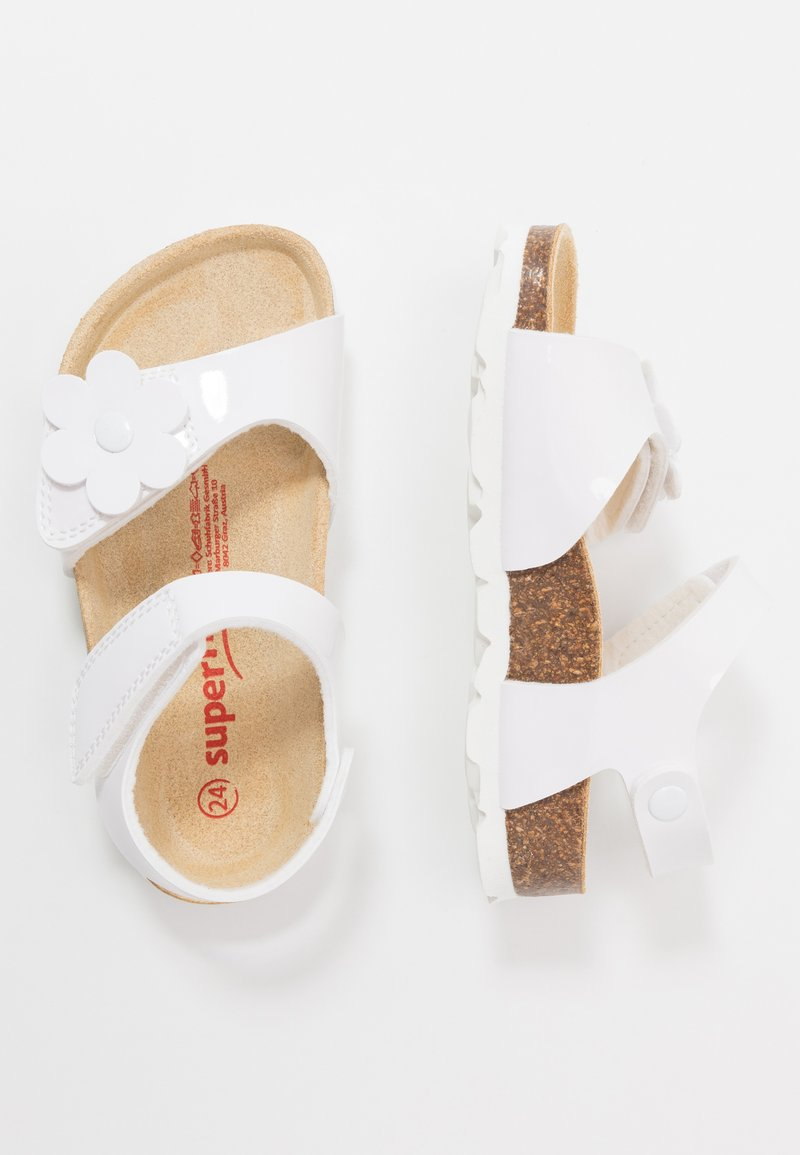 Superfit - Sandals - white