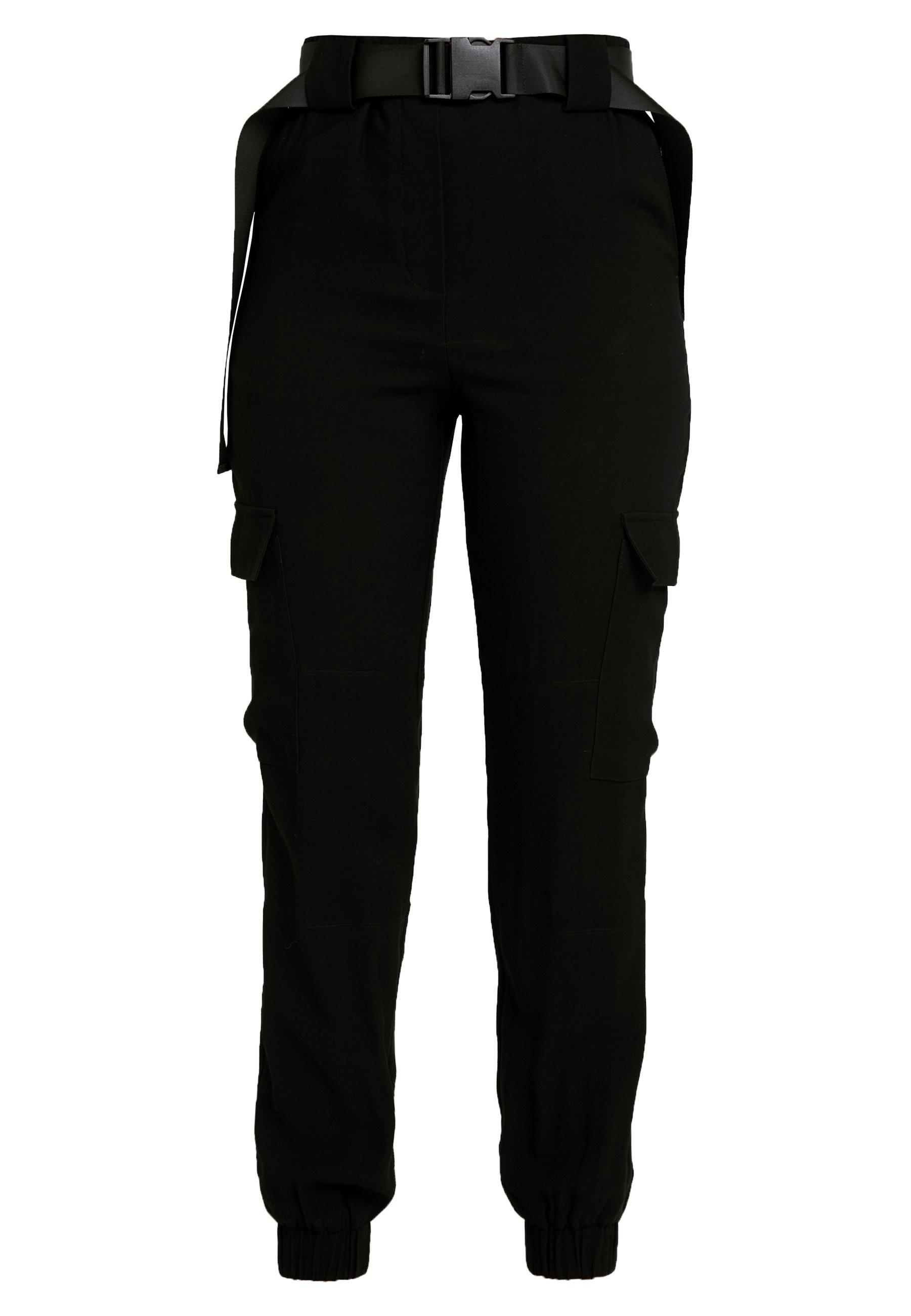 Femme OBJMESA CARGO PANT - Pantalon classique