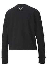 Puma - NU-TILITY - Sweatshirt -  black - 4