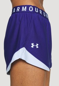 Under Armour - PLAY UP SHORTS 3.0 - Sports shorts - blue - 5