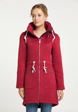 Winter coat - rot melange