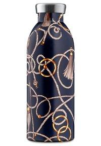 24Bottles - TRINKFLASCHE CLIMA BOTTLE WEAVE - Other accessories - blau - 1