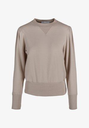 MISSY - Sweatshirt - beige