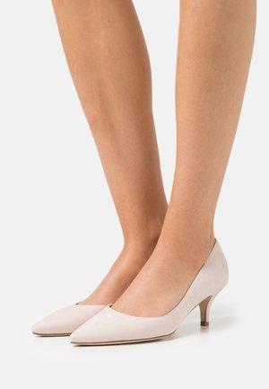 SELMA - Classic heels - baby rose