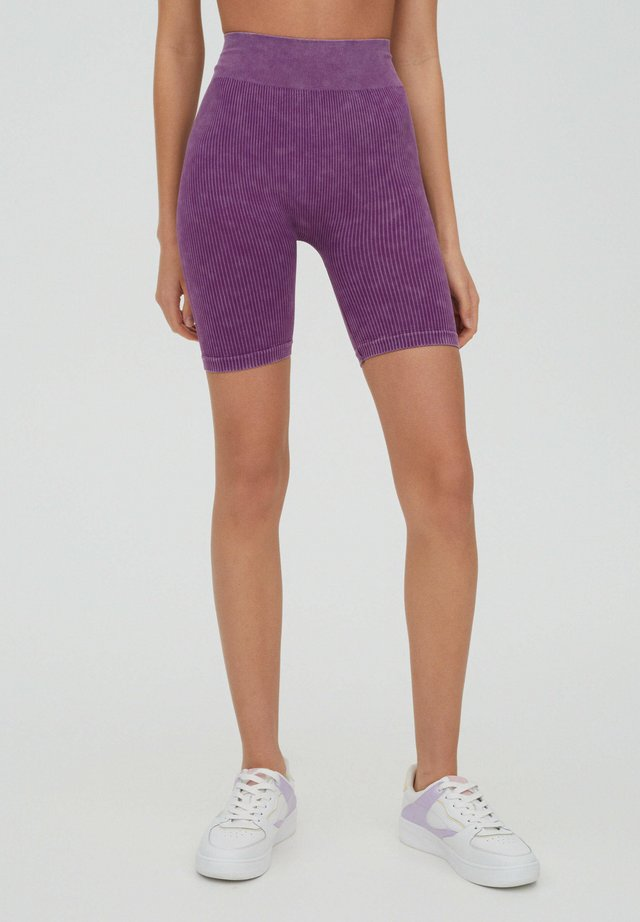 Shorts - purple