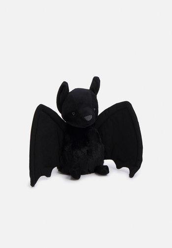 BEWITCHING BAT UNISEX - Cuddly toy - black