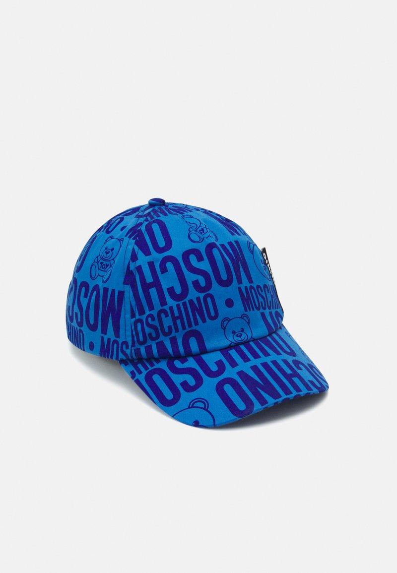 MOSCHINO - HAT UNISEX - Cap - blue