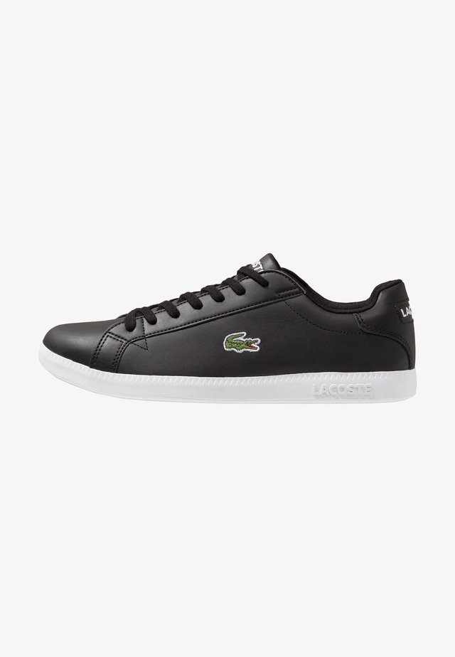 GRADUATE - Baskets basses - black