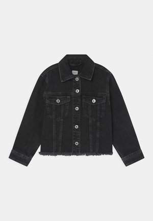 NICOLE  - Denim jacket - black denim