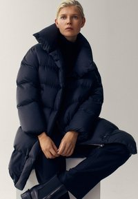 Massimo Dutti - Winter coat - black - 2