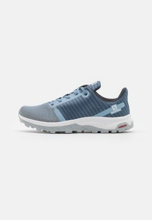 OUTBOUND PRISM - Hiking shoes - ashley blue/copen blue/pearl blue