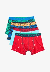 WE Fashion - 4 PACK - Pants - multi coloured - 0