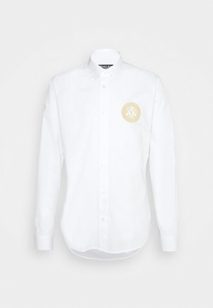 BASIC STRETCH SOFTER  - Shirt - white