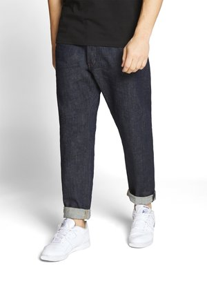LOIC RELAXED TAPERED - Jeans Relaxed Fit - kir denim 3d raw denim
