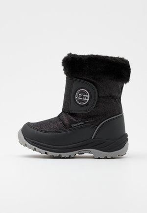 JUMPSNOW WPF - Winter boots - noir brillant