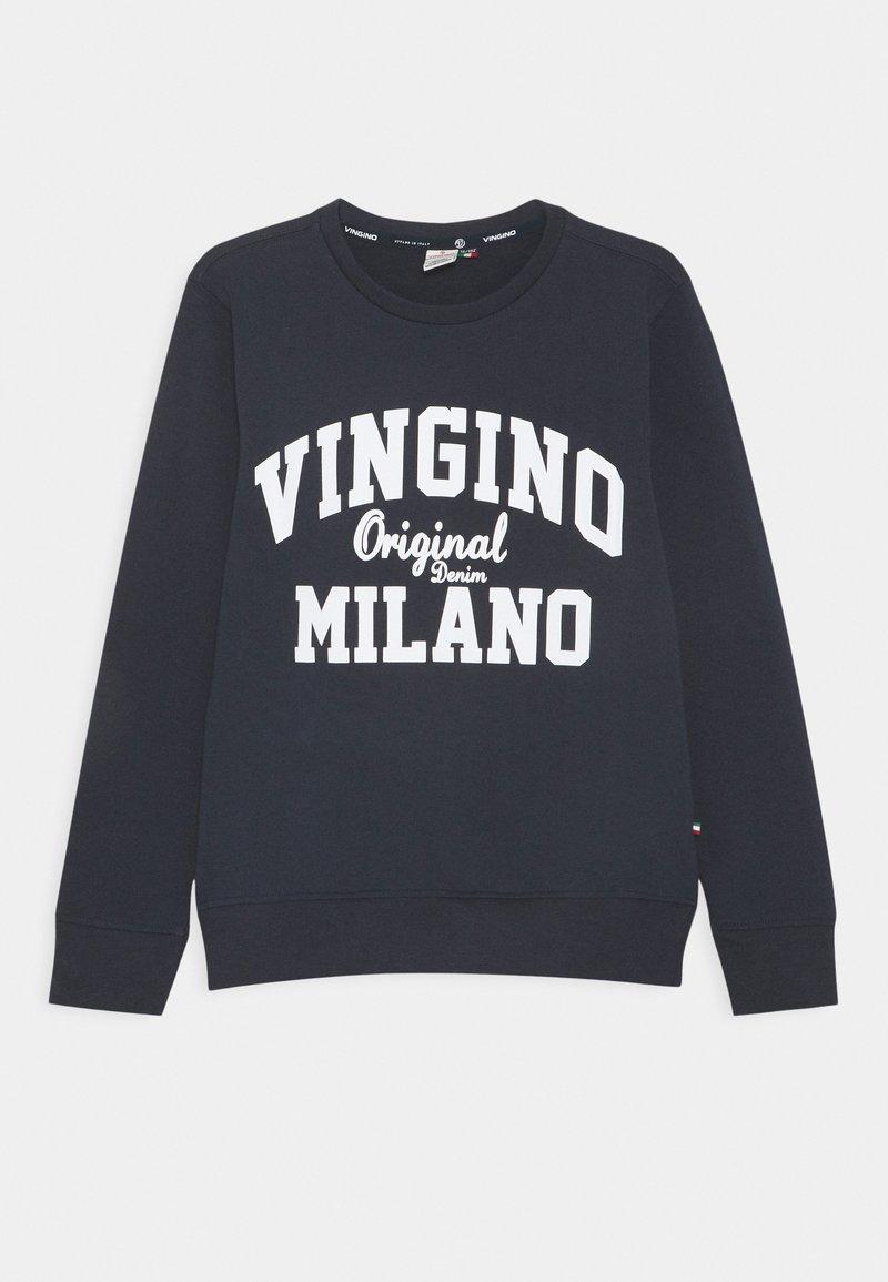 Vingino - LOGO CREW - Sweatshirt - midnight blue