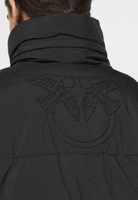 Pinko - FIORE CABAN - Light jacket - black - 7