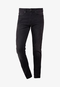 BOSS - TABER - Jeans Slim Fit - black - 4