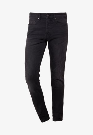 TABER - Slim fit jeans - black