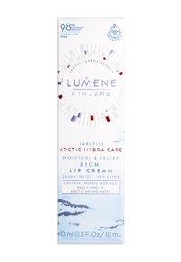 Lumene - ARCTIC HYDRA CARE [ARKTIS] MOISTURE & RELIEF RICH LIP CREAM 10ML - Baume à lèvres - 0 - 1