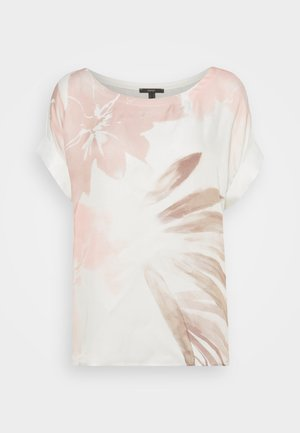 Print T-shirt - off white