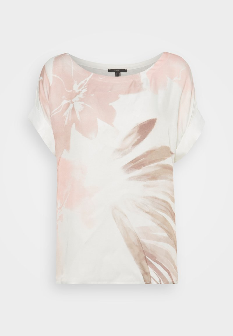 Esprit Collection - T-shirts med print - off white