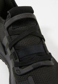 adidas Originals - U_PATH RUN - Matalavartiset tennarit - black - 5