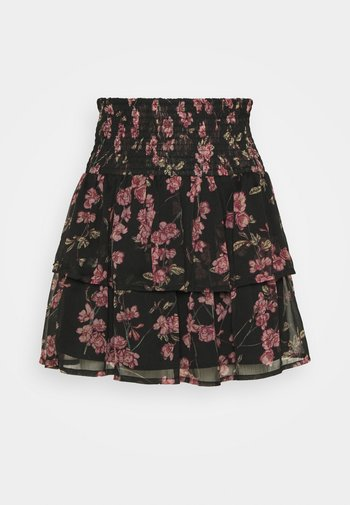 VMWONDA PETITE - Mini skirts  - black