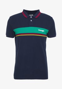 COLOURBLOCK - Polo shirt - navy