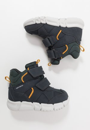 FLEXYPER BOY ABX - Winter boots - navy