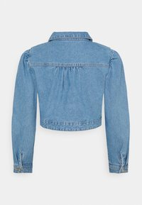 Pieces Petite - PCGREYSON  - Denim jacket - light blue denim - 1