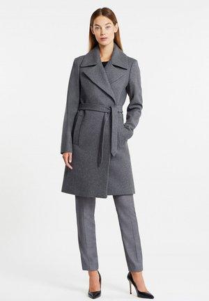 KENZA - Classic coat - grey