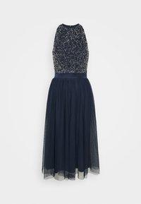 Lace & Beads Tall - SANIA TALL - Koktejlové šaty/ šaty na párty - navy - 4