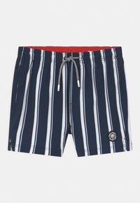 Jack & Jones Junior - JJIMAUI JJSWIMSHORTS  - Swimming shorts - navy blazer - 0