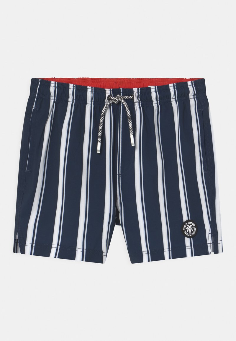 Jack & Jones Junior - JJIMAUI JJSWIMSHORTS  - Swimming shorts - navy blazer