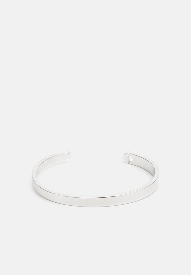 MEN BRACELET FINE - Bracciale - silver-coloured