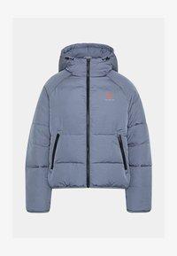 Calvin Klein Jeans - BIG LOGO PUFFER - Winter jacket - shining armor - 5