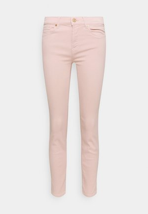 ROXANNE ANKLE COLORED BAIR  - Jeans Skinny Fit - pink