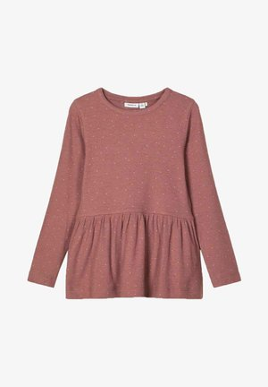 Blouse - marron