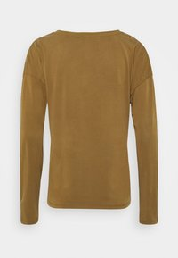 Soaked in Luxury - COLUMBINE - Long sleeved top - military olive - 1