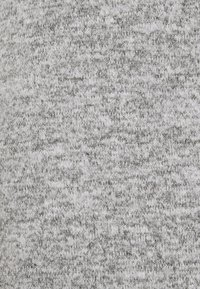 Pieces - PCPAM PENCIL SKIRT - Blyantskjørt - light grey melange - 2